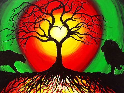 Love Psalm