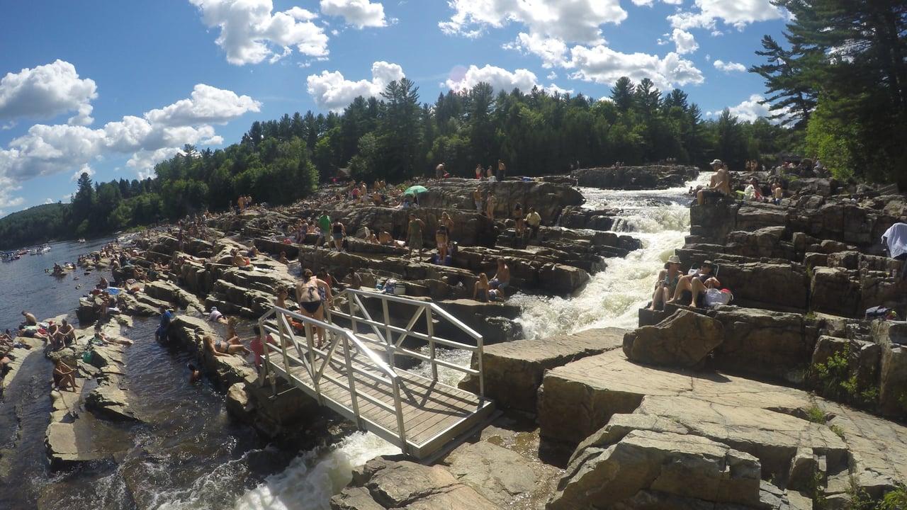 parc des cascades