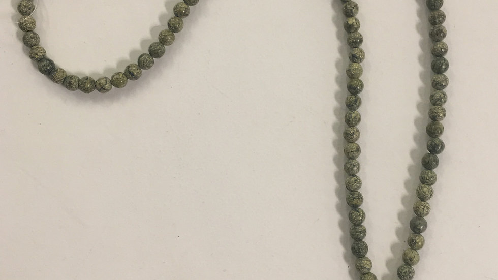 Chloromelanite Necklace