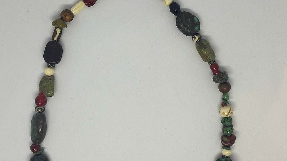 Country Hippie Necklace #2