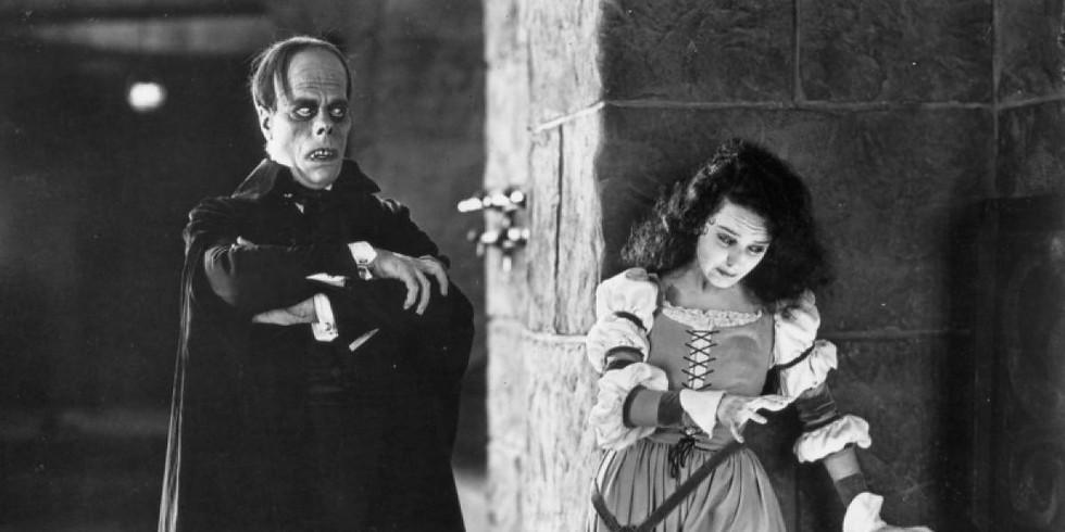 Silent Movie - Phantom of the Opera