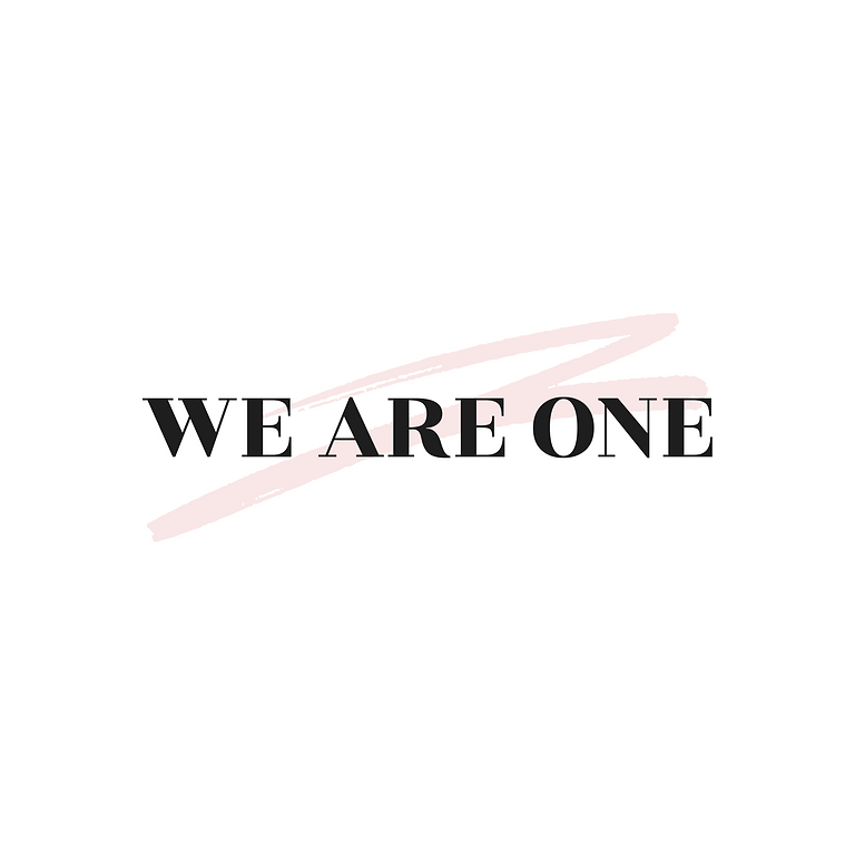 We Are One - Mixed Gender Workshop