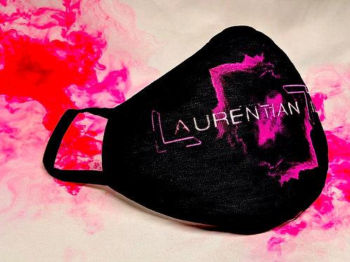Laurentian Tides Magenta Facemask