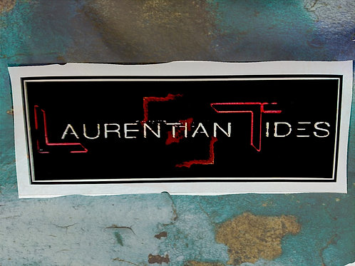 Laurentian Tides Sticker
