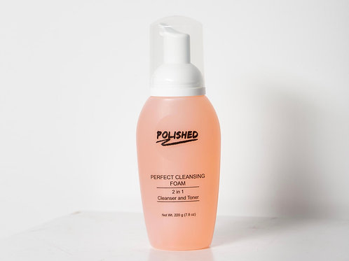 Polished Perfect Cleansing Foam