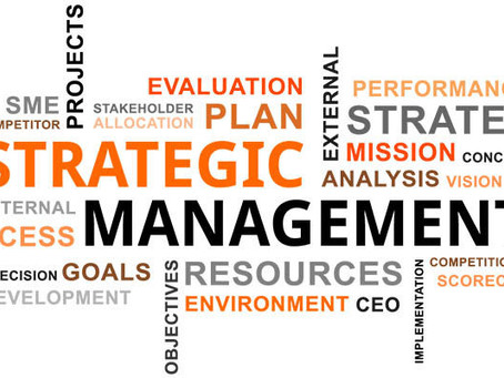 Steps to strategic management in business