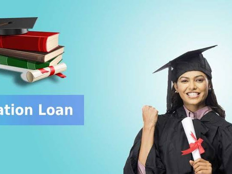 Things to know before opting for education loan