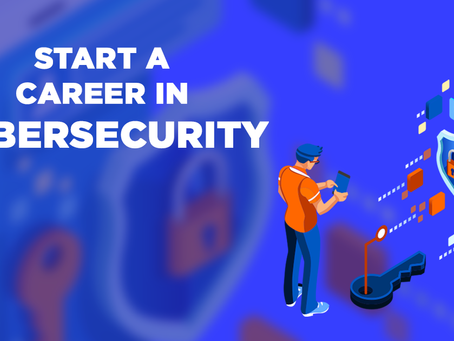 Career pathway in Cyber Security