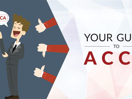 Important things to know before applying for ACCA