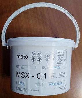 Винтовые соединители MSX-0.1