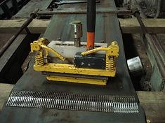 Соединение, стыковка конвейерных, транспортерных лент.