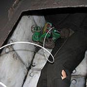 Футеровка СВМП бункеров, пересыпов, течек