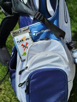 golf bag promo