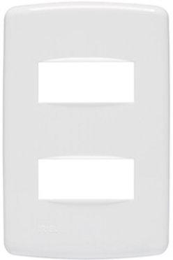 Placa 4x2 2Modulos Separados