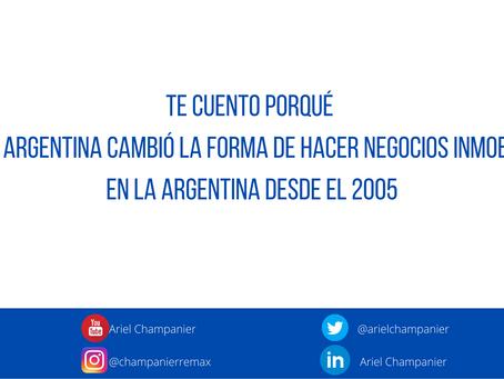 Te cuento que logró RE/MAX Argentina en estos 15 años en el mercado inmobilario de la Argentina