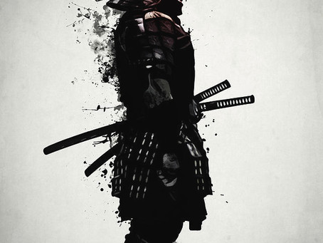 The American Patriot is Going the Way of the Samurai.