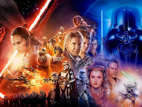 Star Wars and The American Political Structure