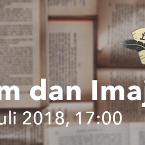 Diskusi: Medium dan Imajinasi