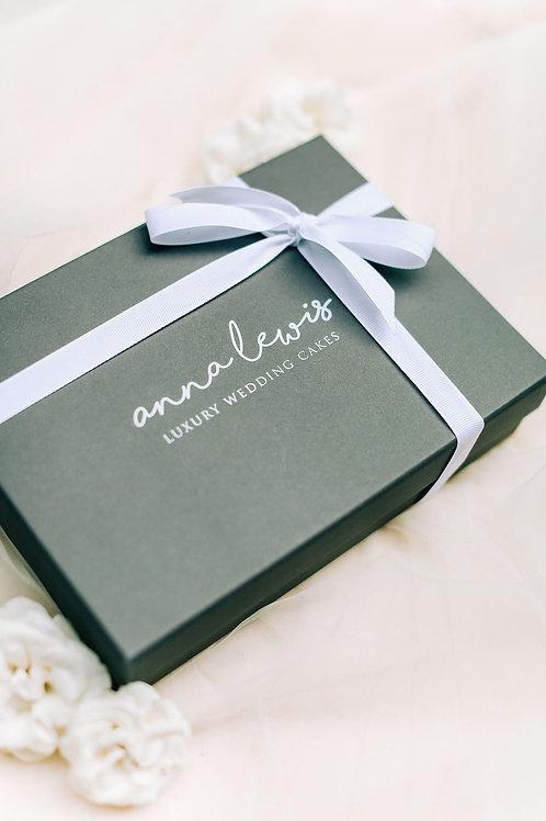 Luxury Cake Tasting Box