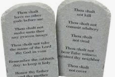 Ten Commandments of Podcasting