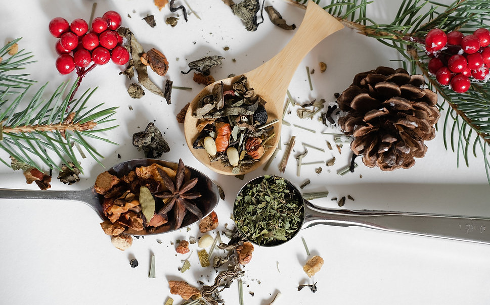 Holiday teas are here