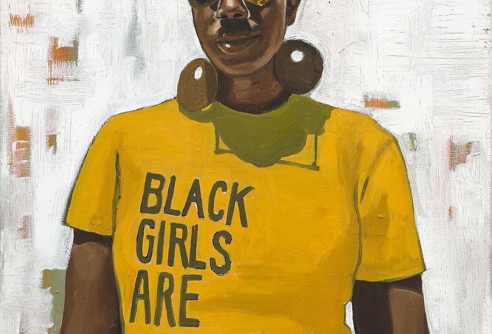 Black Girls Are Art(ists) (Print)