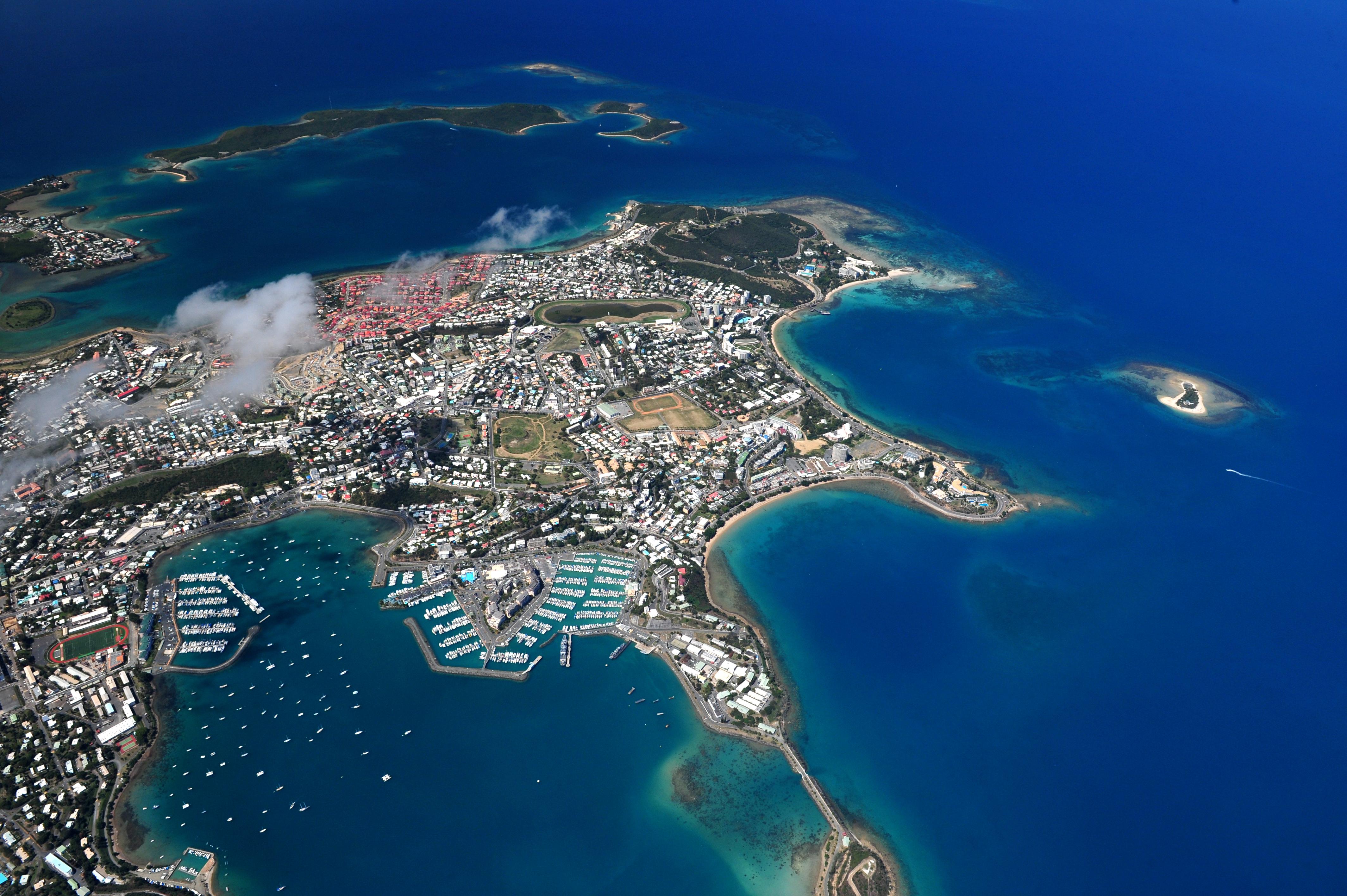 Baies de Nouméa