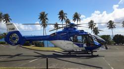 EC135 au sol