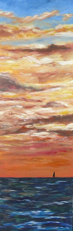Bayfield, Ontario - Acrylic Painting