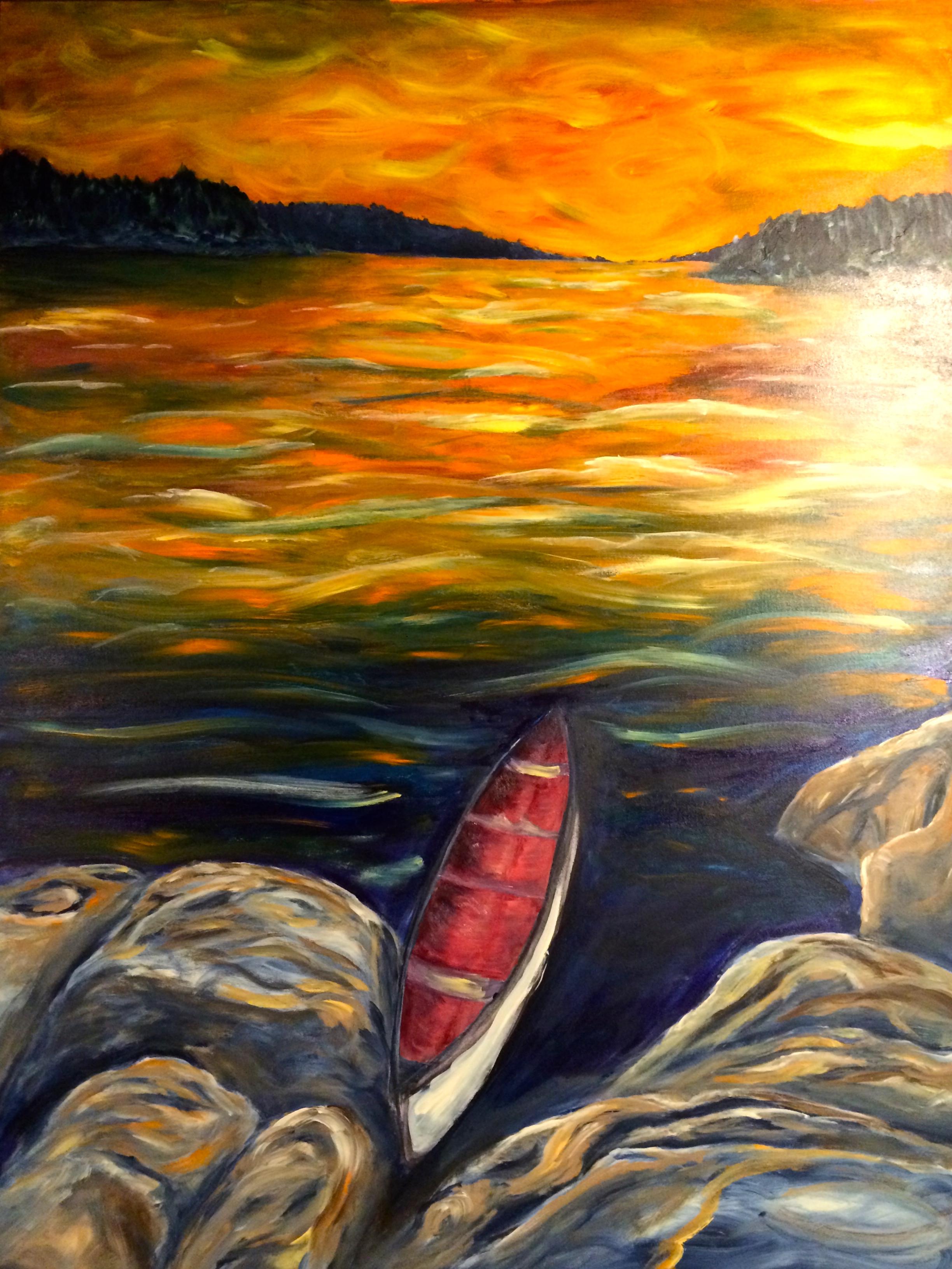 Eels Lake