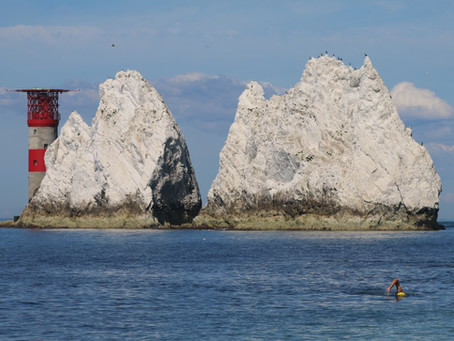 Our Top 5 Iconic Swims: No. 1 'Threading The Needles'