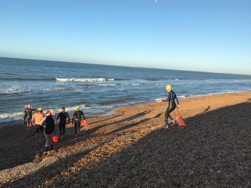 Introduction to sea swimming: Mondays