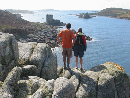 Our Top 5 Iconic Swims: No. 4 St Marys Sound, Isles of Scilly
