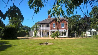 Tiptoe Lodge, New Forest