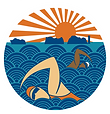 Iconic Swims logo