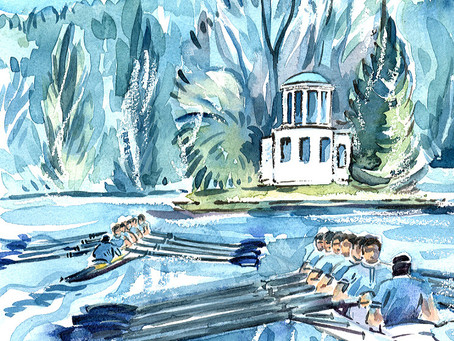 Our Top Five Iconic Swims: No. 5 Henley-on-Thames