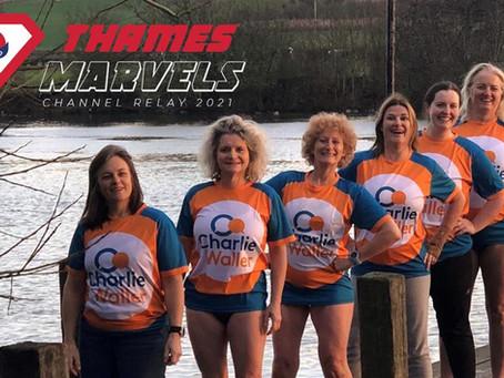 The Thames Marvels: Six Marvellous Channel Swimmin' Women