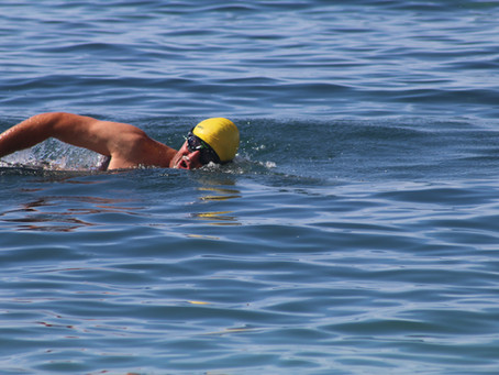 Breathing: how swimming has helped my asthma