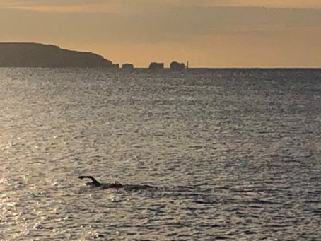 Our Top 5 Iconic Swims: No.3 Christchurch Bay