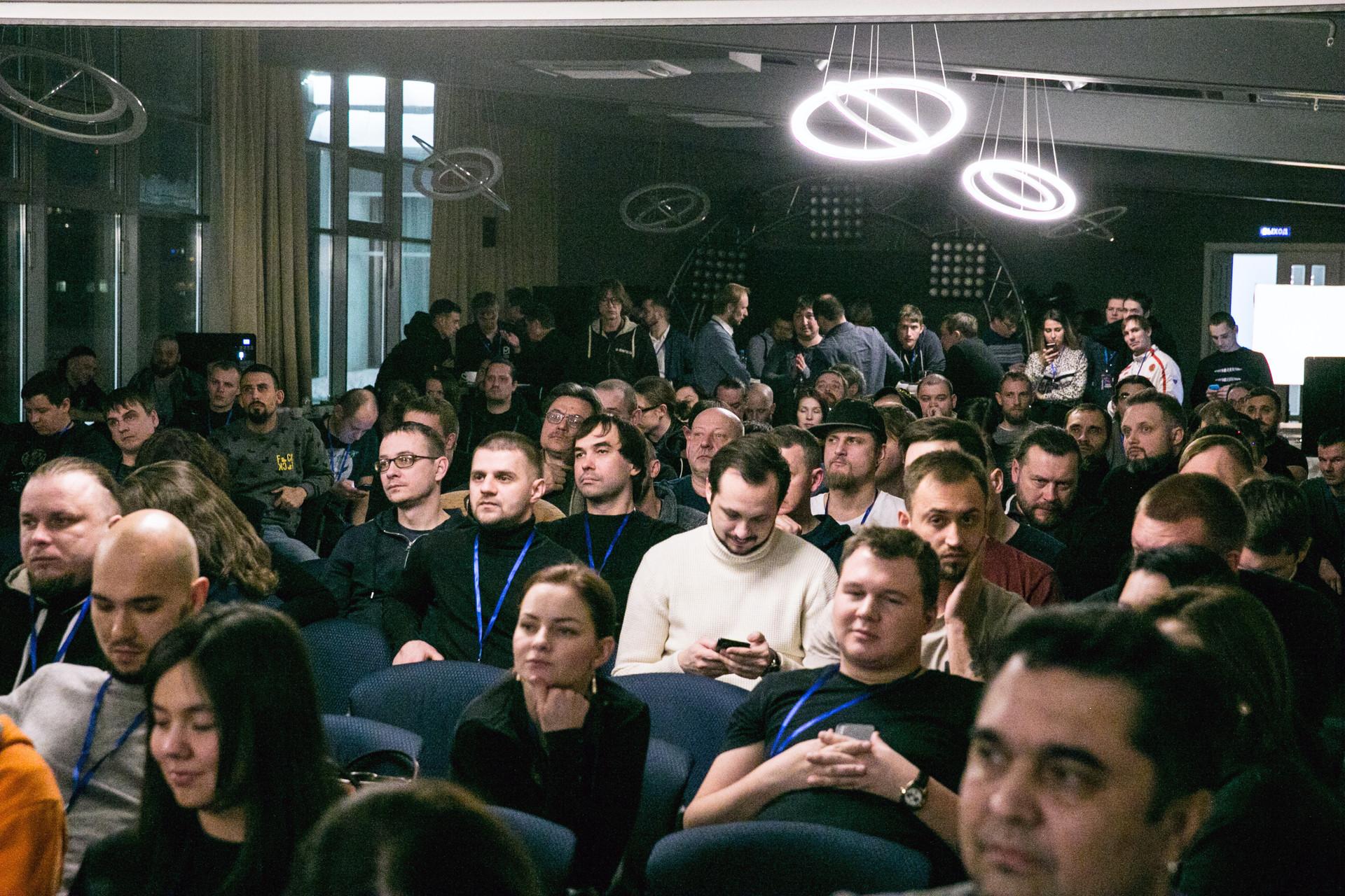 Зимняя международная Конференция прокатчиков в г. Самаре 2019