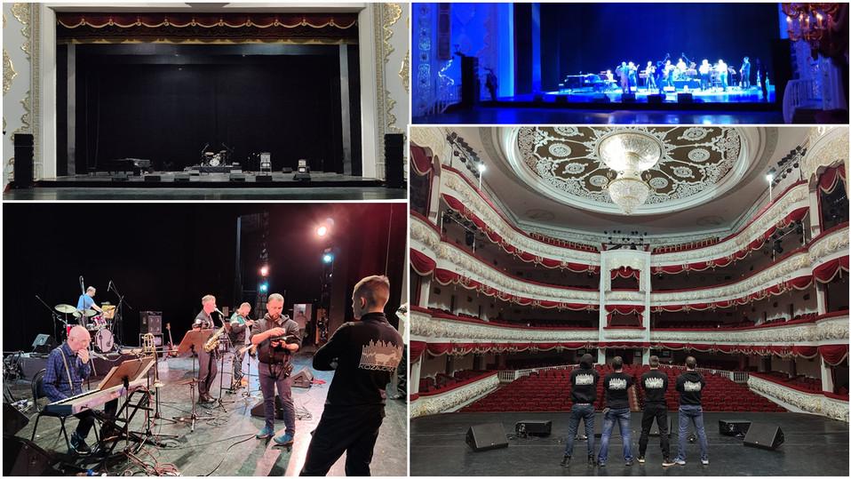 Юбилейный концерт Эдуарда Туманского.