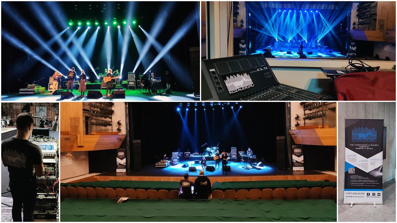На большой сцене Татарского государственного академического театра имени Галиаскара Камала прошел сольный концерт Зули Камаловой