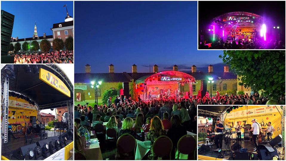 С 11 июля по 22 августа в Казанском Кремле прошел ежегодный летний музыкальный фестиваль «JAZZ в Кремле» с Ольгой Скепнер