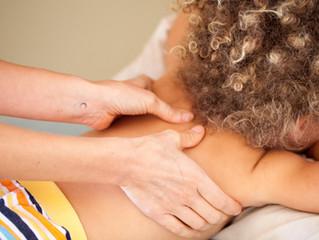 Pediatric Wellness Massage