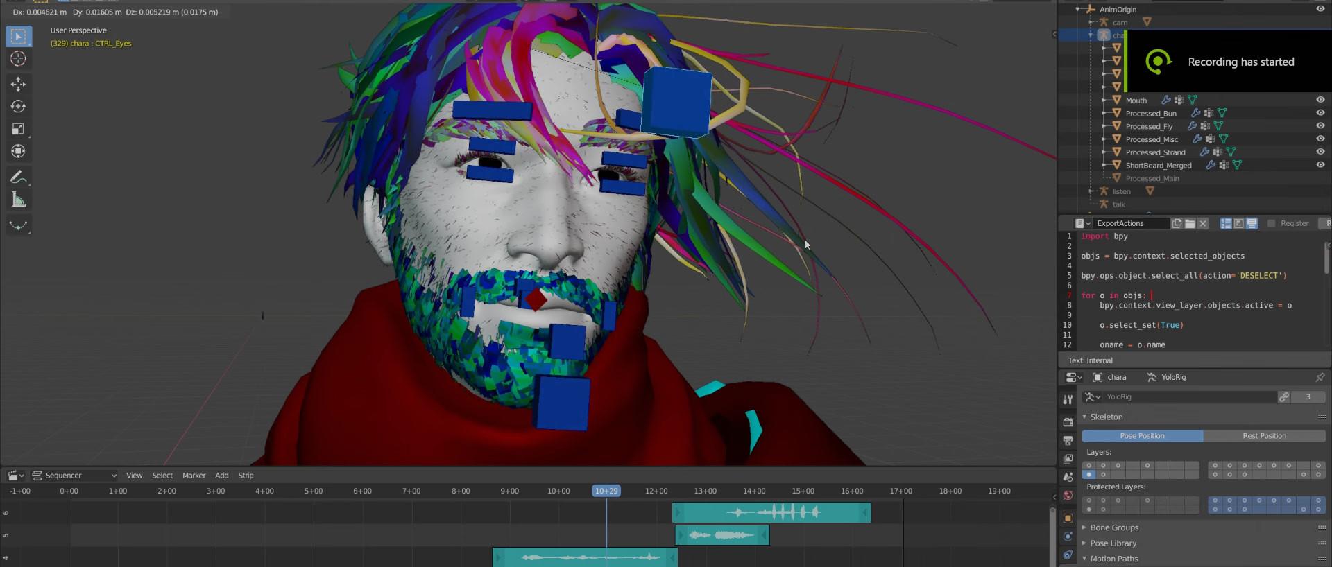 Technical animation