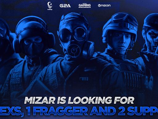 Mizar is looking for...