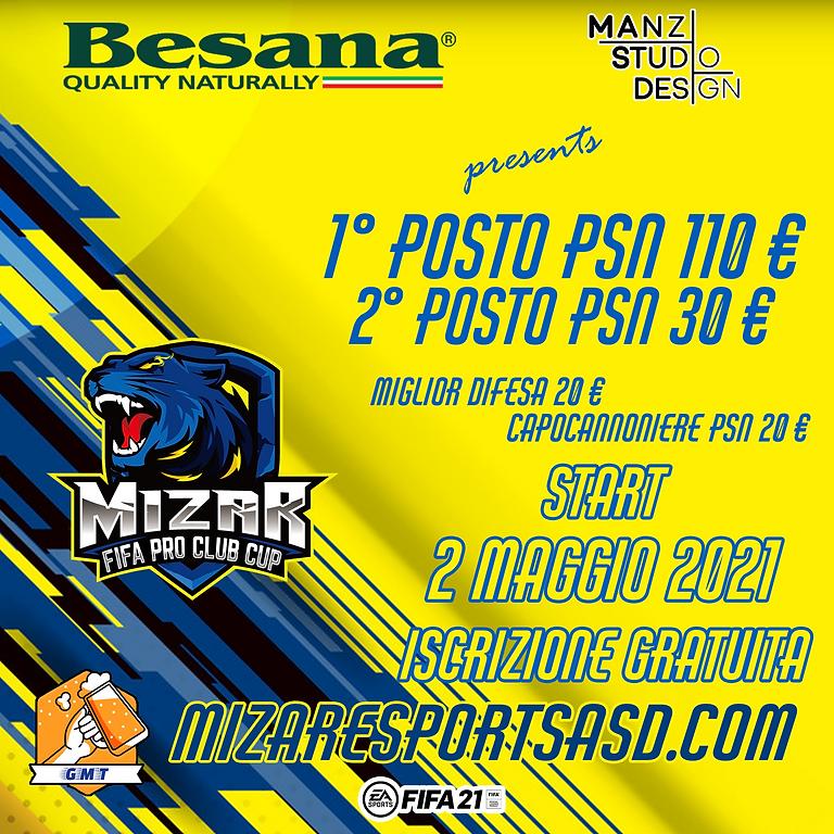 Mizar Fifa ProClub Cup