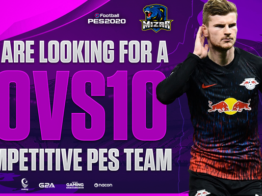 PES 10VS10 Players