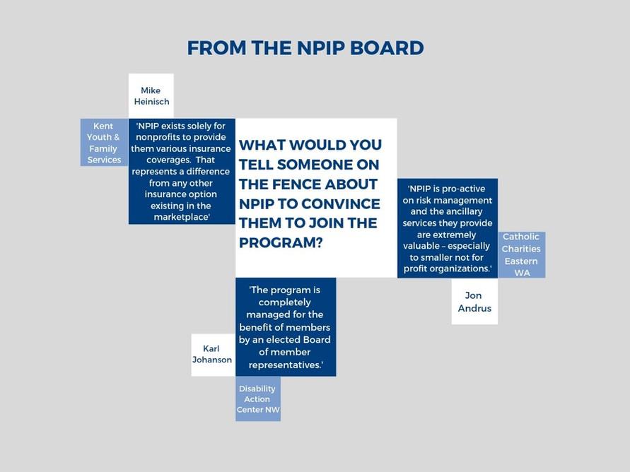 Board Testimonials