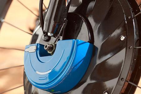 ล้อจักรยานไฟฟ้าขับง่าย